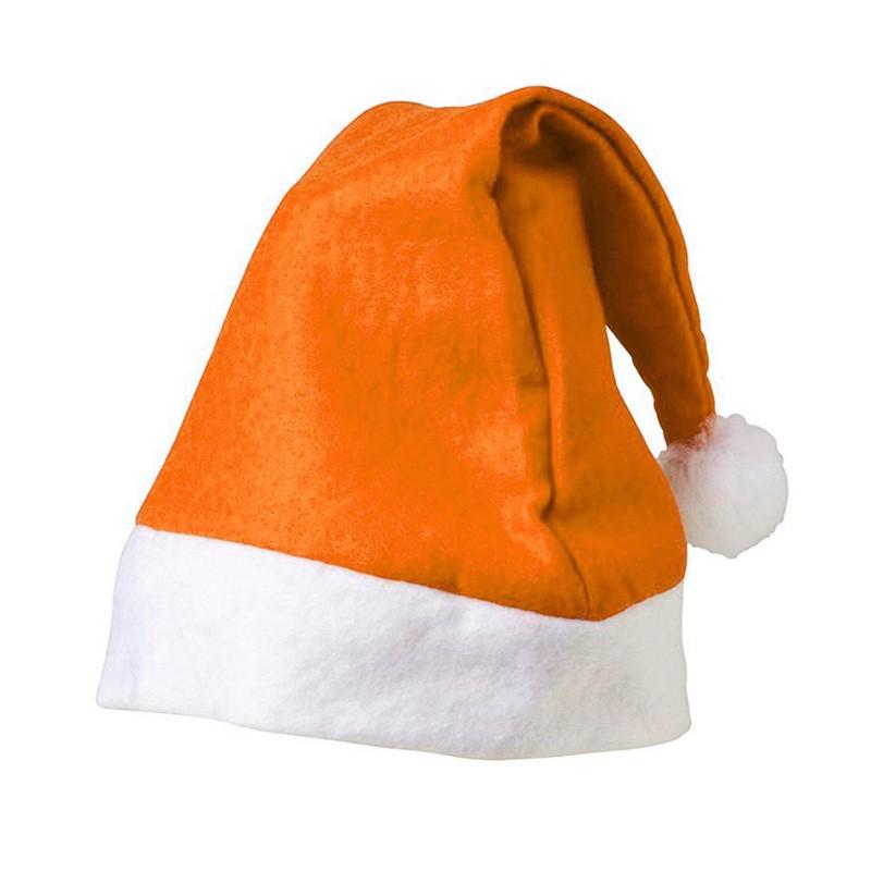c3d782dec7dfd Gorro Navidad Naranja