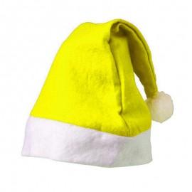 Gorro Navidad Amarillo