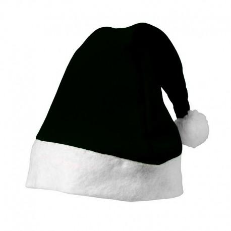 Gorro de Navidad Negro
