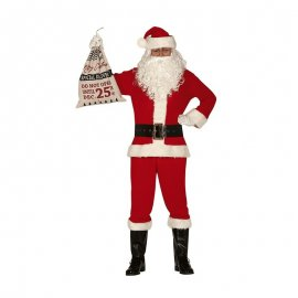 Disfraz Santa Claus Hombre